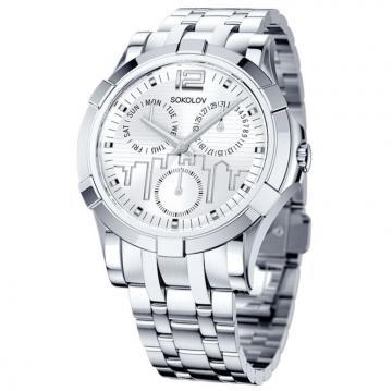 Часы наручные Sokolov 304.71.00.000.01.01