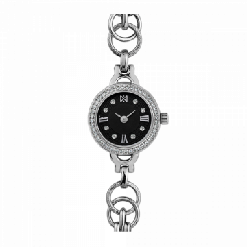 Серебряные часы Ника Viva 0390.2.9.53D