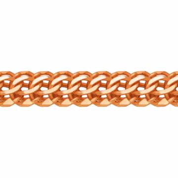 Браслет, плетение Каприз, из золота
