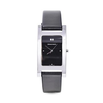 Часы наручные Romanson DL 9198S MW(BK)