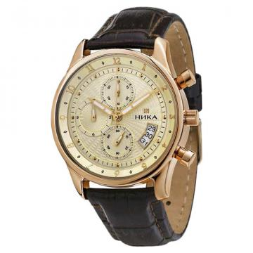 Золотые часы НИКА 1246.0.1.42