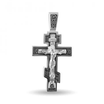 Крестик из серебра