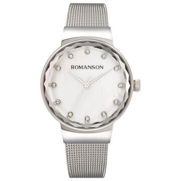 Часы наручные Romanson RM 8A24L LW(WH)