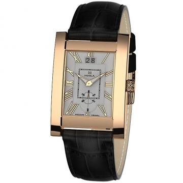 Золотые часы НИКА Gentleman Мегаполис 1041.0.1.21