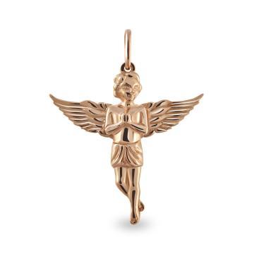 Подвеска Ангел из золота