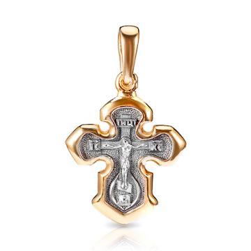 Крестик SOKOLOV из серебра