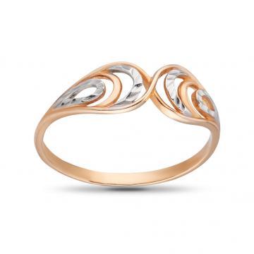 Кольцо детское из золота