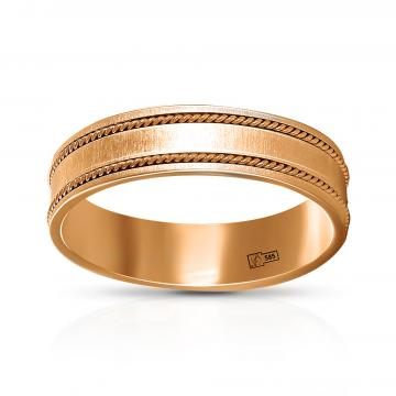 Кольцо обручальное TALANT из золота