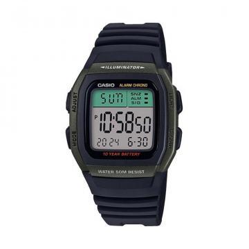 Часы наручные Casio Collection W-96H-3AVEF
