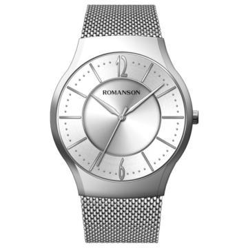 Часы наручные Romanson TM 9A18M MW(WH)