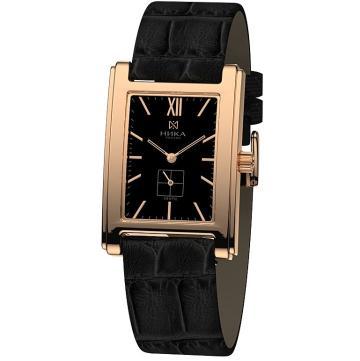 Золотые часы НИКА Gentlemen Кипарис 1032.0.1.55