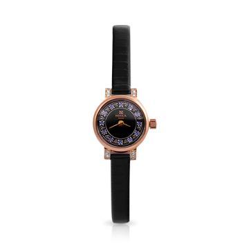 Золотые часы НИКА Viva Фиалка 0313.2.1.56