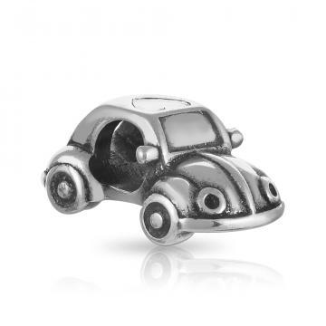 Подвеска-шарм Автомобиль из серебра