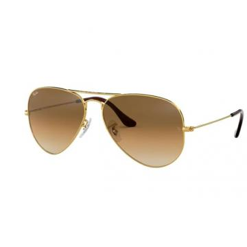 Очки RAY-BAN AVIATOR GOLD 0RB3025 001/5155