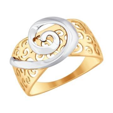 Кольцо SOKOLOV из золота