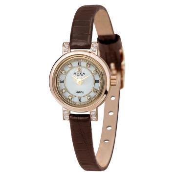 Золотые часы НИКА 0313.1.1.17