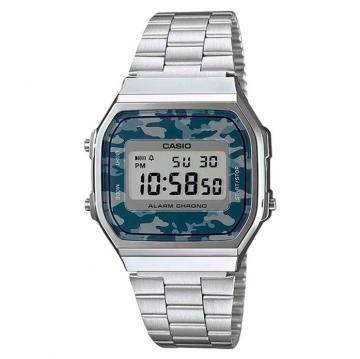 Часы наручные Casio Digital A-168WEC-1E
