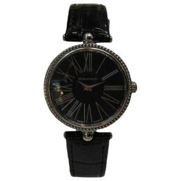 Часы наручные Romanson RL 0362 LW(BK)