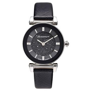 Часы наручные Romanson RL 6A29L LW(BK)