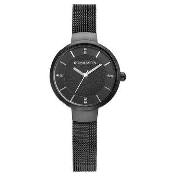 Часы наручные Romanson RM 8A46L LB(BK)