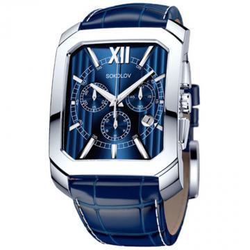 Часы наручные Sokolov 144.30.00.000.03.03