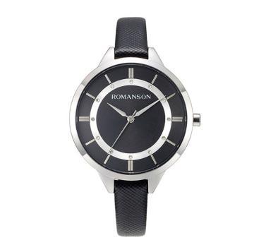 Часы наручные Romanson RL 8A28L LW(BK)