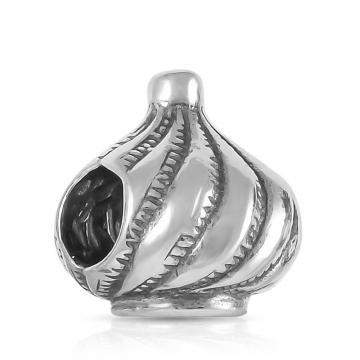 Подвеска-шарм Купол из серебра