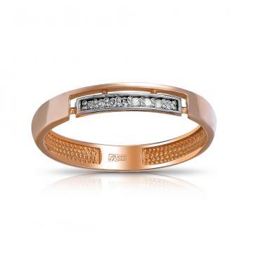 Кольцо TALANT из золота с бриллиантами