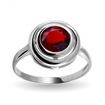 Кольцо из серебра с алпанитом