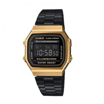 Часы наручные Casio Vintage A-168WEGB-1B