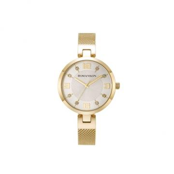 Часы наручные Romanson RM 8A18L LG(WH)