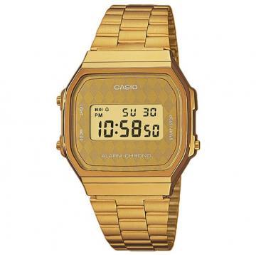 Часы наручные Casio Digital A-168WG-9B