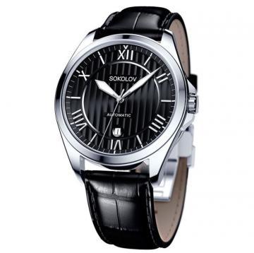 Часы наручные Sokolov 150.30.00.000.02.01