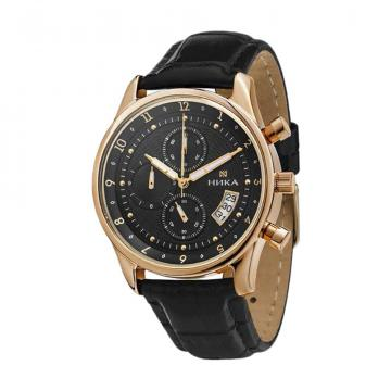 Золотые часы НИКА 1246.0.1.52