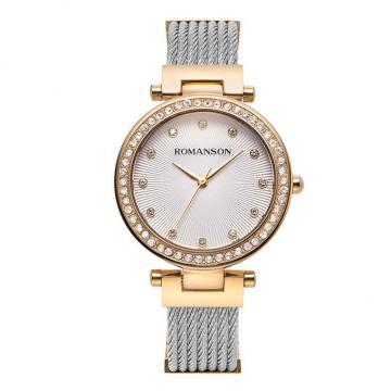 Часы наручные Romanson RM 8A31T LG(WH)