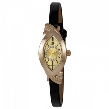 Золотые часы НИКА Viva Маркиза 0772.2.1.46
