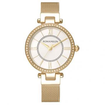 Часы наручные Romanson RM 8A20T LG(WH)