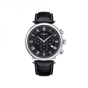 Серебряные часы SOKOLOV 125.30.00.000.02.01