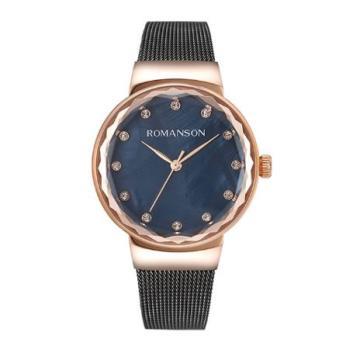 Часы наручные Romanson RM 8A24L LR(BK)