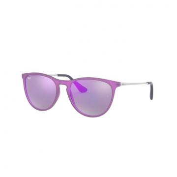 Очки RAY-BAN JUNIOR VIOLET FLUO TRASP RUBBE