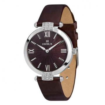 Серебряные часы НИКА 0111.2.9.61