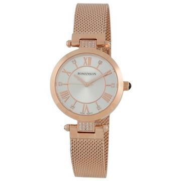 Часы наручные Romanson RM 7A16Q LR(WH)