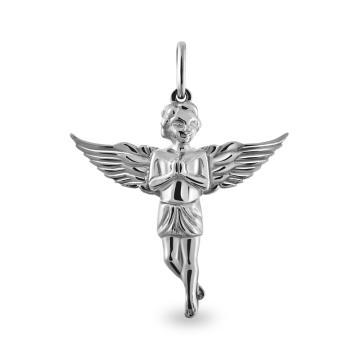Подвеска Ангел из серебра