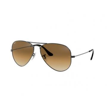 Очки RAY-BAN AVIATOR GUNMETAL 0RB3025004/5158