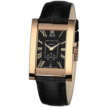 Золотые часы НИКА Gentleman Мегаполис 1041.0.1.51