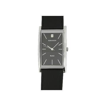 Часы наручные Romanson DL 2158C MW(BK)