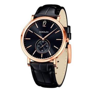 Часы наручные Sokolov 209.01.00.000.05.01