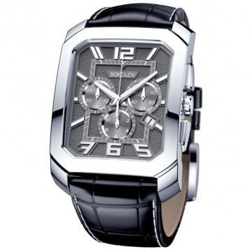 Часы наручные Sokolov 144.30.00.000.06.01