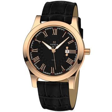 Золотые часы НИКА Gentleman Лотос 1060.0.1.51