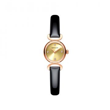 Золотые часы SOKOLOV 212.01.00.000.02.05